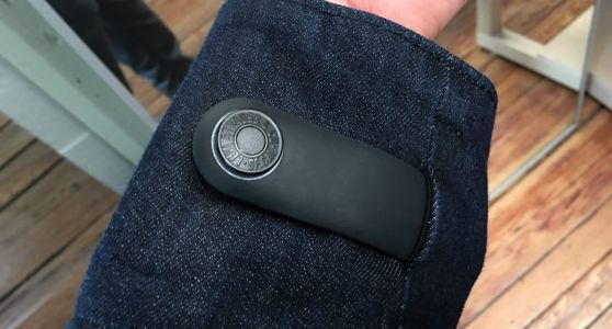 Google ATAP and Levi's will launch their Jacquard-powered Trucker jacket Sept. 27th