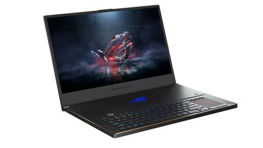 Asus announces ROG Zephyrus S GX701 ultra-thin gaming laptop