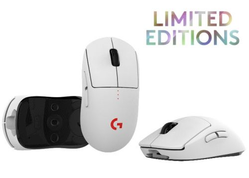 Logitech G GHOST Limited Edition PRO wireless gaming mouse