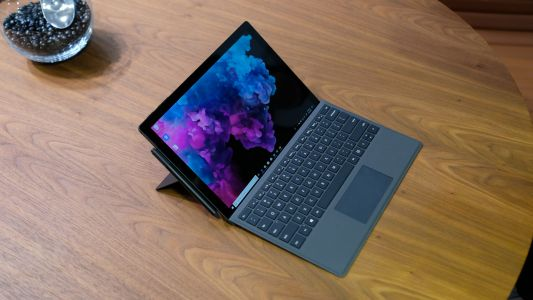 Upgraders rejoice: Surface Pro 6 is compatible with older Type Covers