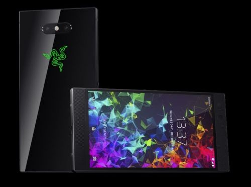 The Razer Phone 2 Hands On: Now With Wireless Charging, IP67, and RGB