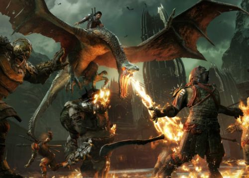 Middle-Earth Shadow of War Interactive Teaser Trailer
