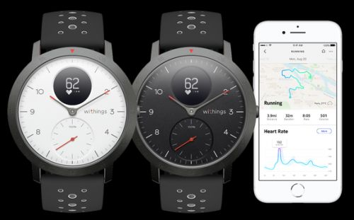 Withings unveils $200 Steel HR Sport smartwatch, its first device since founder reacquired company from Nokia