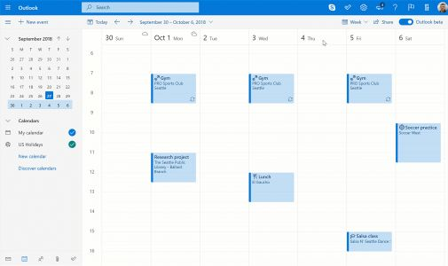 Windows 10 Tip: Schedule items by dragging a task to your calendar
