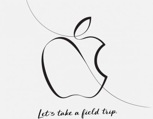 Apple sends invites to education event on March 27th