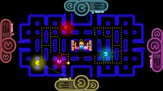 New casino game lets you bet real money on Pac-Man