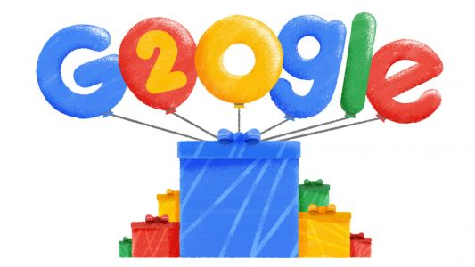 Here are all of the Easter eggs for Google's 20th anniversary - and the Google Doodle