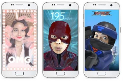 Facebook's Augmented Reality 'World Effects' Will Arrive On Messenger