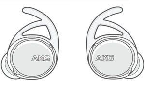 Image discovered in Samsung app hints at AKG branded wireless earbuds