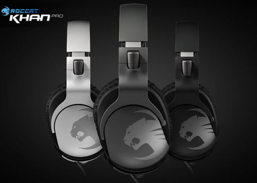 Roccat Khan Pro Gaming Headset Unveiled