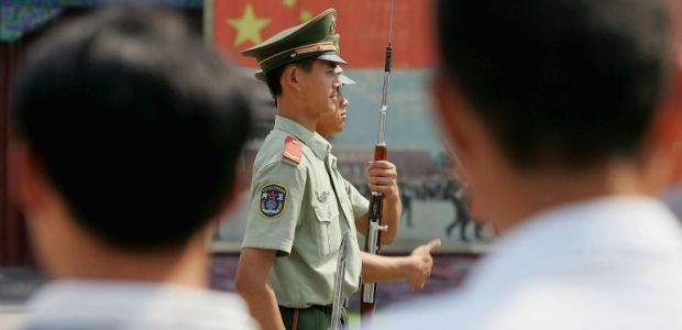 China Allegedly Sending Facebook Users To 'Re-Education Camps'