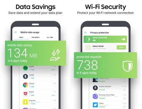 Samsung Max Is A New Android App For Privacy And Saving Data
