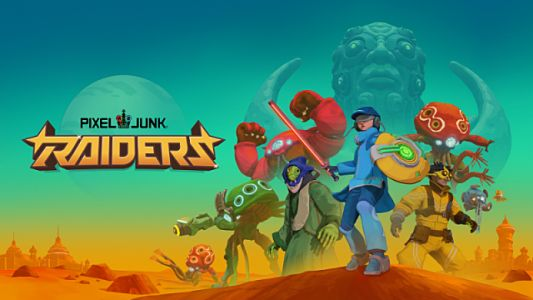 PixelJunk Raiders Review: One Small Step for Stadia