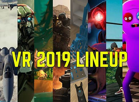 Top 11 Most Anticipated VR Games of 2019