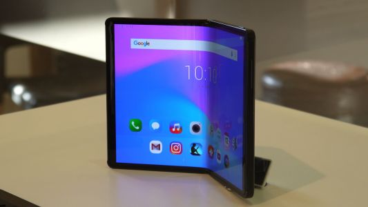 First look: TCL's 'affordable' foldable phone concept launching in 2020