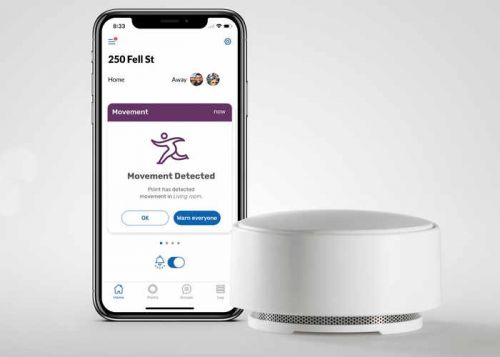 Point Smart Home Security System