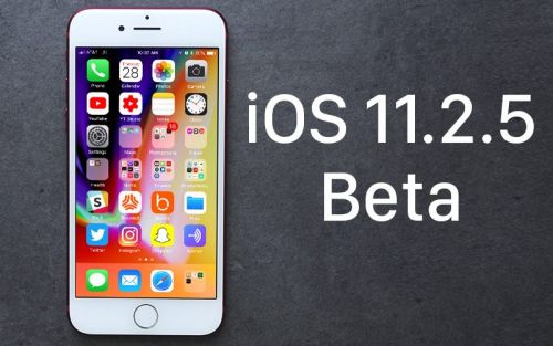 Apple Seeds Sixth Beta of iOS 11.2.5 to Developers and Public Beta Testers