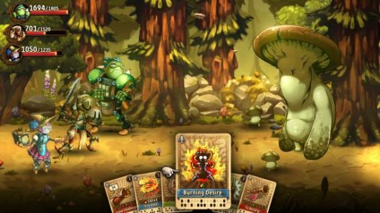 SteamWorld Quest review - clever card combat
