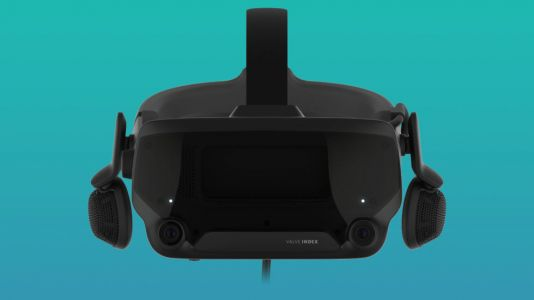 Accidental Steam store post shows new look at Valve Index VR