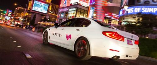 Lyft Expanding Self-Driving Car Partnership With Aptiv
