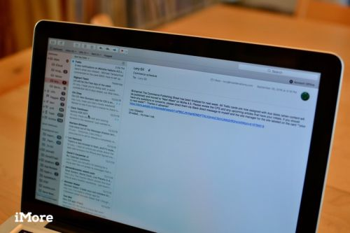 How to Speed Up Mail on your Mac Using Automator