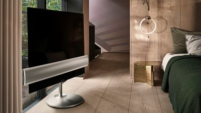 B&O BeoVision Eclipse is an LG OLED TV with big style and sound upgrades