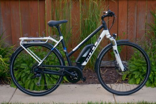Faster and farther: Bulls Cross E8 electric bike review