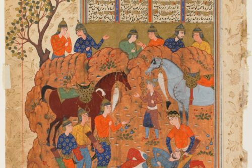 New Exhibit Showcases Treasures of Islamic Medieval Art and Science