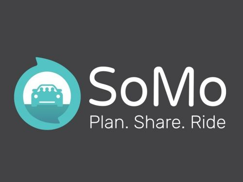 SoMo is a new ride planning/sharing app designed to take on Uber and Lyft