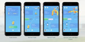 Pokémon GO will Include Trading and Gifting - Geek News Central
