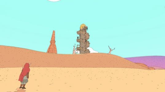 Sable takes you on a journey into an unknown desert