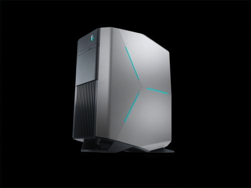 New Alienware gaming desktops and Dell gaming monitors announced at Gamescom