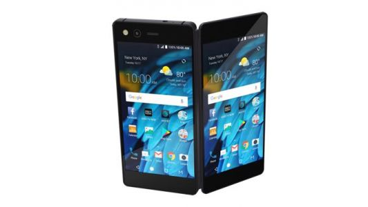 ZTE Axon M Foldable Smartphone Is Official, Full Specifications