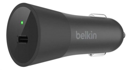 Belkin's USB-C Car Charger Offers Fast-Charging For iPhone 8, 8 Plus, X