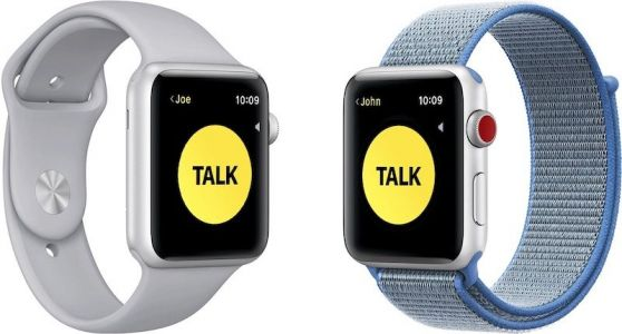 Apple's Walkie-Talkie Apple Watch App Works Again Following iOS 12.4 and watchOS 5.3 Release