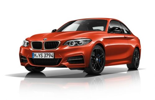 BMW 2 Series Coupe and Cabriolet to get some upgrades