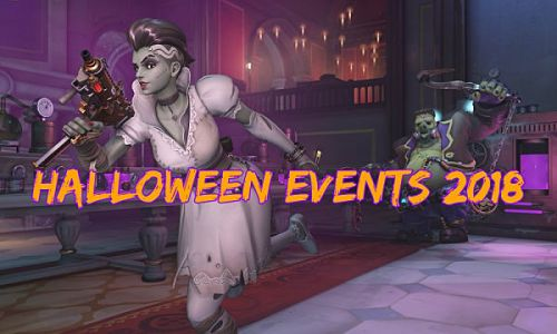 Halloween 2018 In Game Event Guide