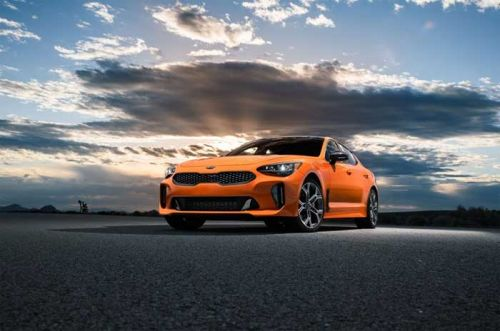 Stinger GTS Special Edition Packs Drift Mode