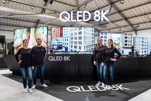 New Samsung QLED 8K TVs rolled out to more countries