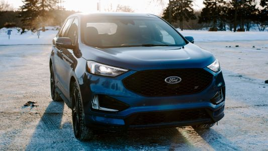 This Ford SUV can stop on a dime - all on its own