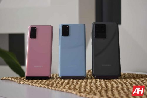 Here's Where You Can Pre-Order The Samsung Galaxy S20 Series