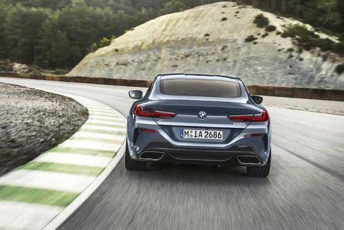 This Is The New BMW 8 Series Coupe