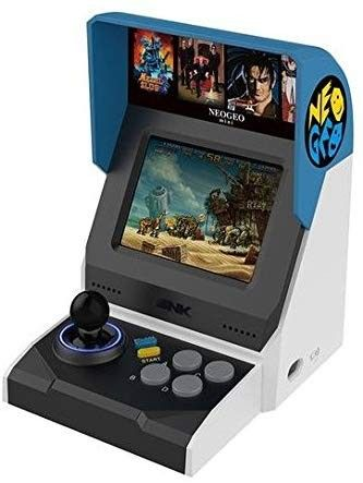 Neo Geo Mini International Edition Now Available For Pre-Order