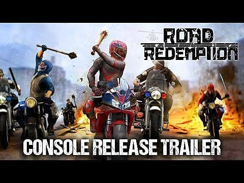 Tripwire's Road Redemption Comes To Nintendo Switch And PlayStation 4