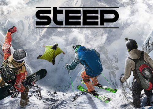 Steep extreme sports PC game free until May 21st 2019