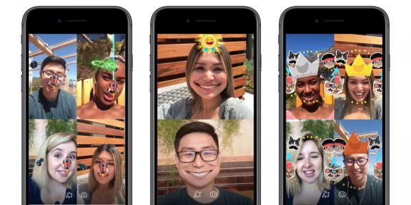 Facebook pulls a Snapchat and launches social AR games for Messenger