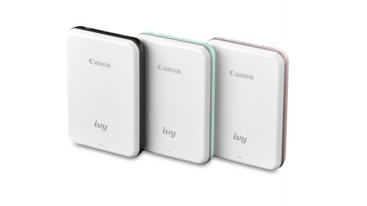Canon's IVY mini photo printer is designed for the smartphone generation