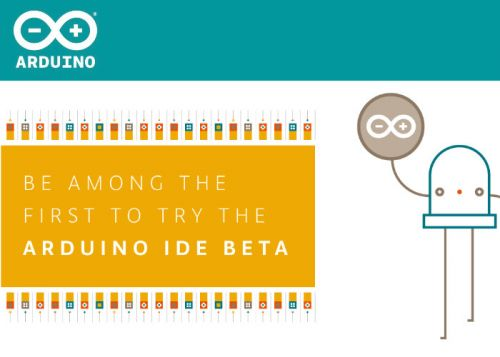 New Arduino IDE Development Cycle And Beta Announced