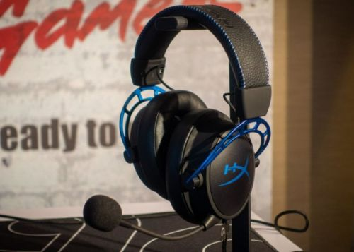 Kingston HyperX Cloud Alpha S 7.1 surround gaming headphones $130