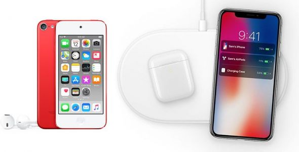 AirPower and New AirPods Said to Ship in First Half of 2019, New iPod Touch With Faster Processor Also Expected